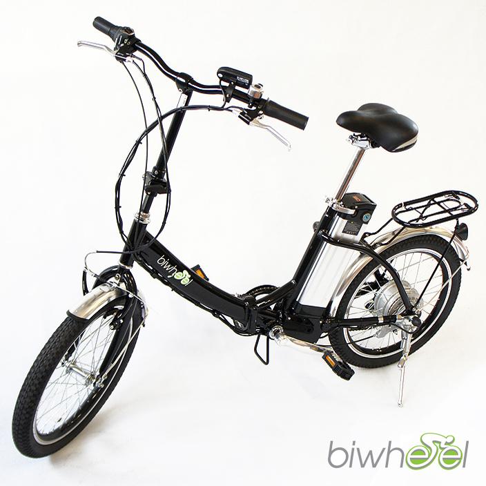 Bici elettriche biwheel electric mobility for Bici pieghevole milano